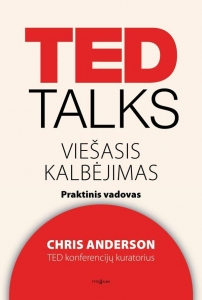 Ted Talks knyga